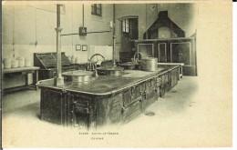 CPA PARIS  Lycée Louis Legrand  Cuisine 2136 - Arrondissement: 05