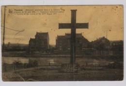 Tamines Monument Provisoire - Kriegerdenkmal