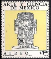 B412 - Mexico 1976 - Mexican Arts And Sciences - Mexique