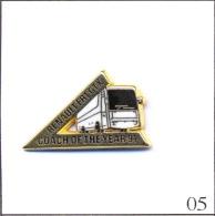 Pin´s - Transport - Renault Bus FR1 GTX / Coach Of The Year 91. Est. Arthus Bertrand. Zamac. T414-05A. - Trasporti