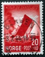Norway 1944   Minr.297 BERGEN  3-7-1944   ( Lot 1872 ) - Gebraucht