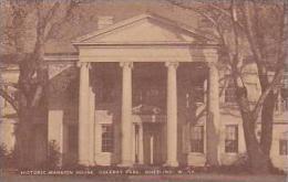West Virginia Wheeling Historic Mansion House Oglebay Park Artvu