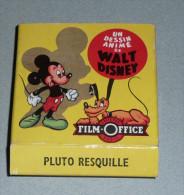 "Rare Bobine Film Super 8 Mm Walt Disney Film Office ""Pluto Resquille"" S8 Super8 Huit, Dessins Animés, Mickey - Pellicole Cinematografiche: 35mm-16mm-9,5+8+S8mm"