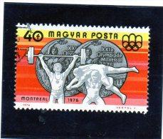 1976 Ungheria - Olimpiadi Di Montreal - Pesistica