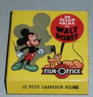 "Rare Bobine Film Super 8 Mm Walt Disney Film Office ""Le Petit Chaperon Rouge"" S8 Super8 Huit, Dessins Animés, Conte - Bobinas De Cine: 35mm - 16mm - 9,5+8+S8mm"