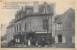 Bonneuil-sur-Marne - Maison Villette - Hotel-Café-Restaurant 24 Avenue De La Mairie - Bonneuil Sur Marne
