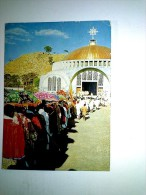 Timkat Procession St Mary Of Zion Cathedral In Axum Ethiopia - Äthiopien