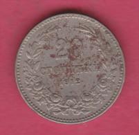 F5313 / - 20 Stotinki - 1912 - Bulgaria Bulgarie Bulgarien Bulgarije - Coins Monnaies Munzen - Bulgaria