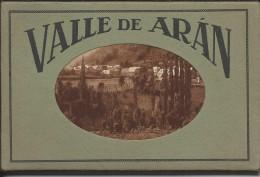 Série Complete De 20 CPA Sous Pochette De La VALLE De ARAN    ESPAGNE - Espagne