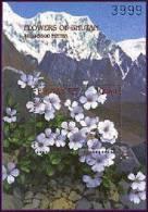 MINT NEVER HINGED SOUVENIR SHEET OF FLOWERS - ORCHIDS   #  091-6   ( BHUTAN  1317 - Pflanzen Und Botanik