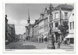 Cpsm: ALLEMAGNE - GERMANY - OLDENBURG - Langestrasse (auto)  N° 1/9031 - Oldenburg