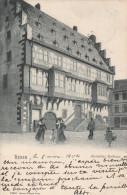 ALLEMAGNE  HANAU  HESSE   CPA  LE VIEIL HOTEL DE VILLE - Hanau