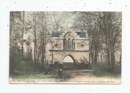 Cp , 91 , VIRY CHATILLON , Le Pavillon Gothique , Construit Par La Duchesse Vers 1809 , Voyagée 1907 - Viry-Châtillon