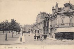 CPA 51 Reims - Place Luton - Reims