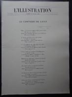 L´Illustration N° 3570 Du 29 Juill 1911L´incendie De La Forêt De Fontainebleau;L´accident Mortel Du Circuit De La Sarthe - Journaux - Quotidiens