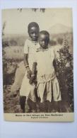 Mission Du SHIRE Afrique Des Peres MONTFORTAINS Enfants CHRETIENS Ethiopie CPA Animee Postcard - Ethiopia