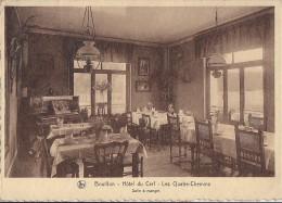 Belgique - Bouillon - Hôtel Du Cerf - Les Quatre-Chemins - Salle à Manger - Bouillon