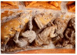 OLORON : Cathédrale -détail Du Portail - Le Pêle-Porc - Oloron Sainte Marie
