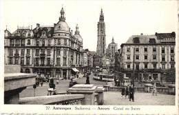 BELGIQUE - ANVERS - ANTWERPEN - Suikerui - Canal Au Sucre. - Antwerpen