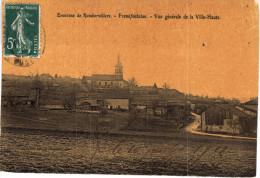 Carte Postale Ancienne De FREMIFONTAINE - Other Municipalities