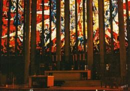 76 - YVETOT - Vitraux De L' Eglise Saint Pierre Par Max INGRAND. - Yvetot