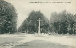 76 BLANGY SUR BRESLE / Le Poteau Maitre Jean, Forêt D'Eu / - Blangy-sur-Bresle