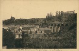 76 BOLBEC / Vue Panoramique, La Gregotte / - Bolbec