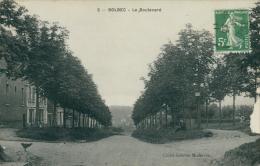 76 BOLBEC / Le Boulevard / - Bolbec