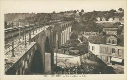 76 BOLBEC / Le Viaduc / - Bolbec