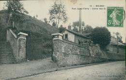 76 BOLBEC / L'Usine Rue Jules Ferry / - Bolbec