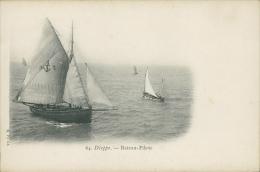 76 DIEPPE / Bateau Pilote / - Dieppe