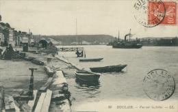 76 DUCLAIR / Vue Sur La Seine / - Duclair