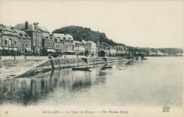 76 DUCLAIR / Le Quai De Rouen / - Duclair