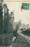 76 DUCLAIR / Chemin Des Fontaines Et Le Moulin / - Duclair