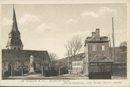 76 DUCLAIR / Quartier De L'Eglise / - Duclair