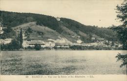 76 ELBEUF / La Seine Et Les Abattoirs / - Elbeuf