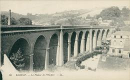 76 ELBEUF / Viaduc De L'Hospice / - Elbeuf