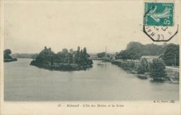 76 ELBEUF / L'Ile Des Mottes Et La Seine / - Elbeuf