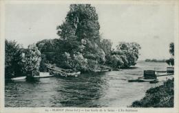 76 ELBEUF / L'Ile Robinson / - Elbeuf