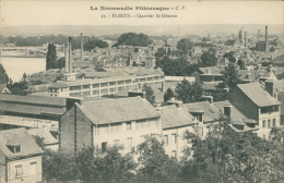 76 ELBEUF / Quartier Saint Etienne / - Elbeuf