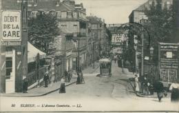 76 ELBEUF / Avenue Gambetta / - Elbeuf