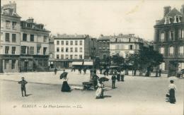 76 ELBEUF / Place Lemercier / - Elbeuf