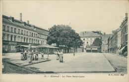 76 ELBEUF / Place Saint Louis / - Elbeuf
