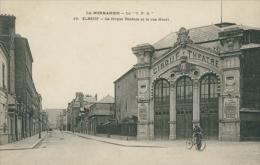 76 ELBEUF / Cirque Théâtre Et Le Rue Henri / - Elbeuf