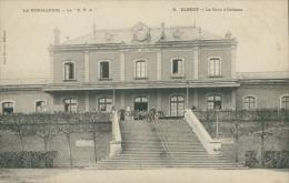76 ELBEUF / Gare D'Orléans / - Elbeuf