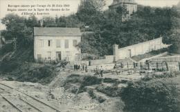 76 ELBEUF / Ravages De L'Orage Du 30 Juin 1908 / - Elbeuf