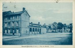 76 GRAND QUEVILLY / Place Du Marché / - Le Grand-Quevilly