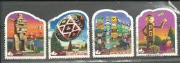 """Canada  """"2008""""  Scott No. 2336a-d(1)  (O)  Espèces En Danger / Complet - 1952-.... Reinado De Elizabeth II"""