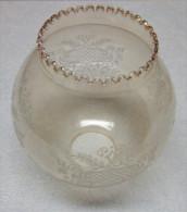 Globe Pour Lustre,verrerie, Lustre, Applique, Globe, Pièce - Luminaires