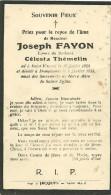 Rouvroy Dampicourt Joseph Fayon Epouxv De Celesta Themelin Saint Vincent 1858 Dampicourt 1934 - Rouvroy